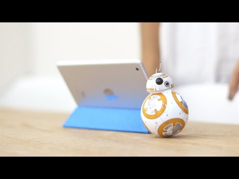 The making of the Star Wars BB-8 droid toy