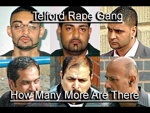 telford grooming gangs. How many more are there?