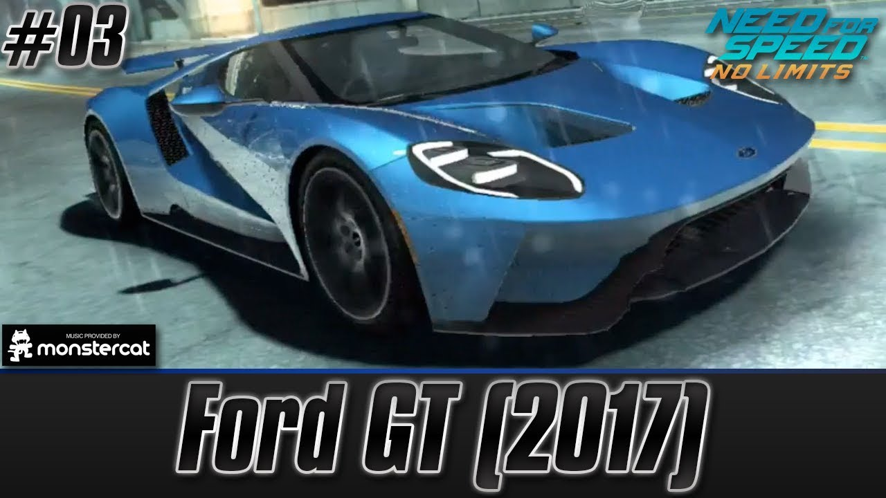 Need For Speed No Limits Ford Gt  Lights Camera Traction Day  Races High