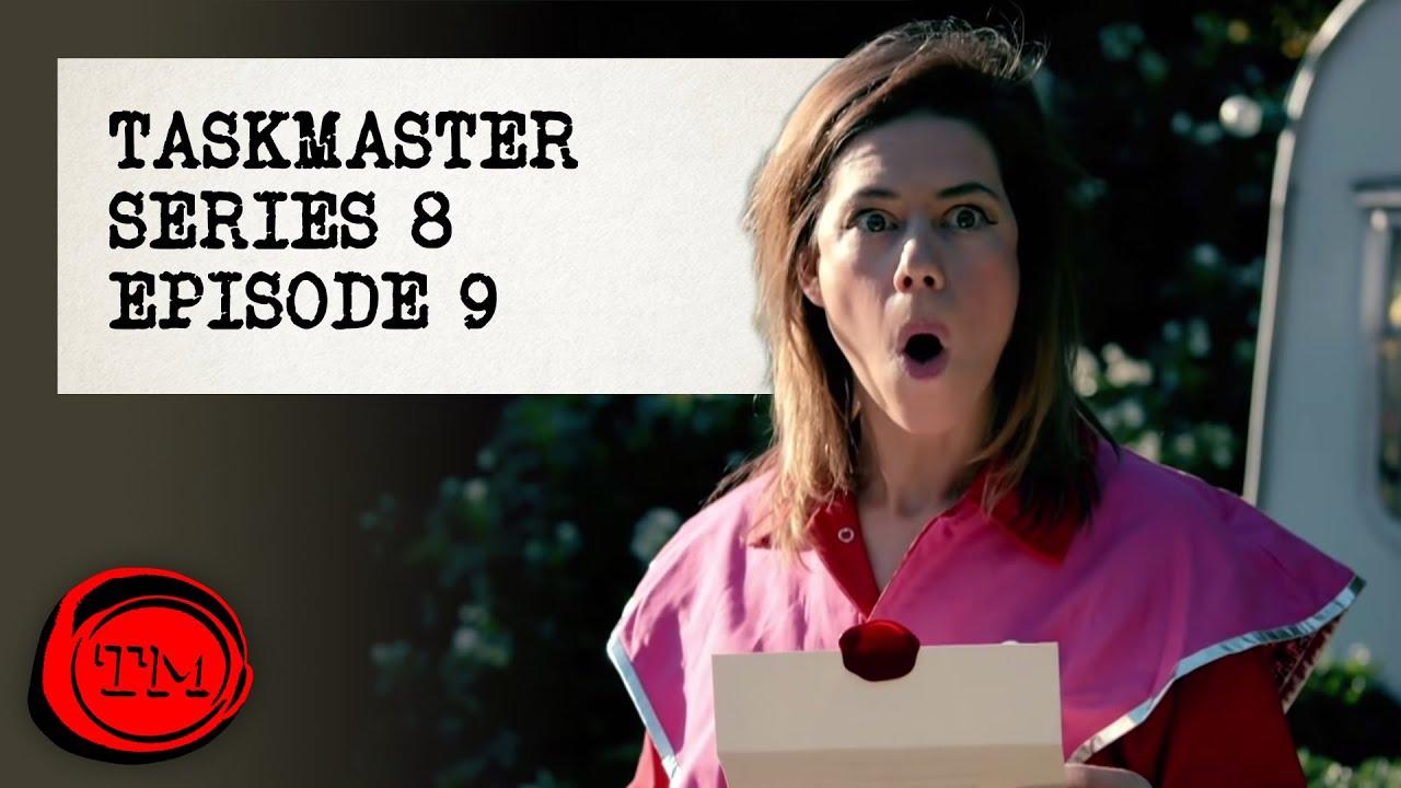 Download Taskmaster - Series 8, Episode 9 | Full Episode | 'I've been a bit ill'