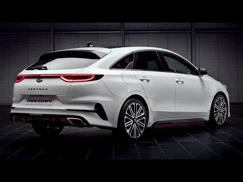 2019 Kia Proceed Interior Exterior And Drive Youtube