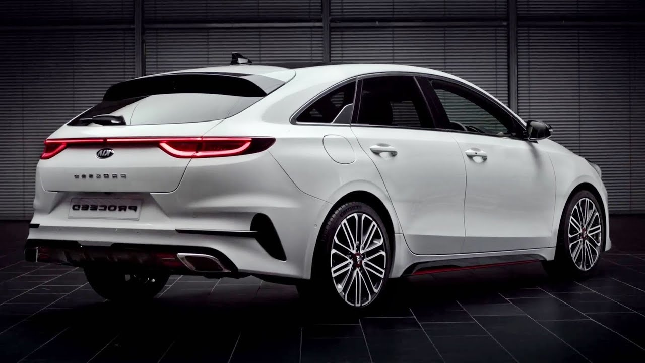 2019 kia proceed interior exterior and drive youtube. Black Bedroom Furniture Sets. Home Design Ideas