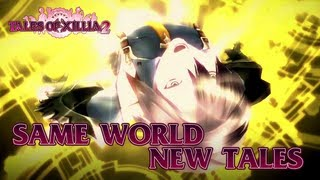 Tales of Xillia 2 - PS3 - Same world, new Tales (Trailer Tokyo Game Show 2013)