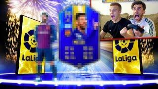 😍 ICON e 9 TOTS da INFARTO! ABBIAMO SBANCATO! LA LIGA TEAM OF THE SEASON PACK OPENING! | FIFA 19