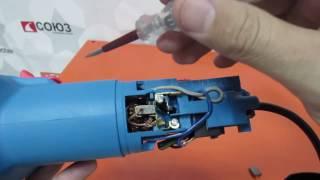 Чи варто купувати дешевий електроінструмент? Розбираємо бюджетну УШМ Baumaster AG-90121