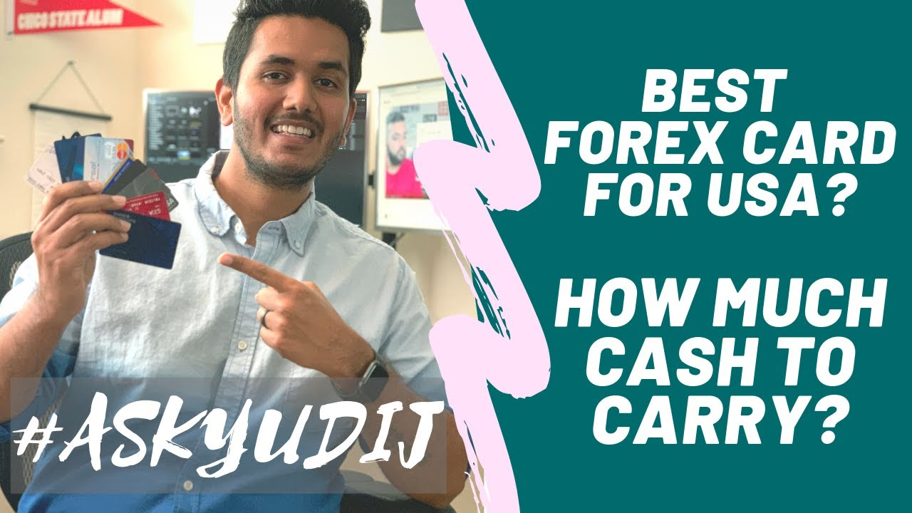 6 Best Forex Cards in India - (Review and Comparison) - Cash Overflow Cards