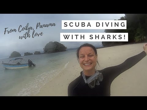 Looking for sharks, turtles and whales at Coiba Island | TheSuusjeQ