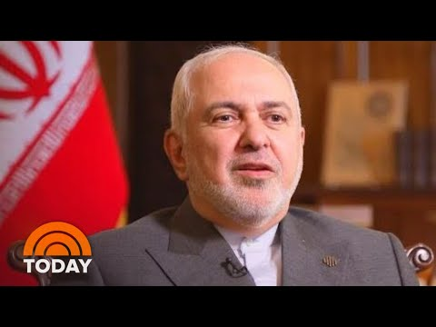 Exclusive: Lester Holt Speaks With Iranian Foreign Minister | TODAY