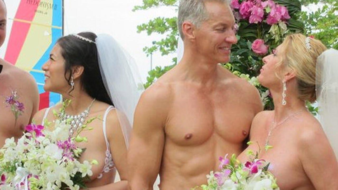 Strange marriage rituals around the world