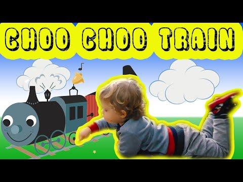 Super Fun Wooden Train Set Multi Track Carousel