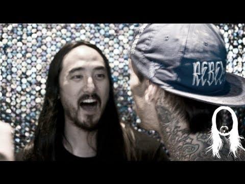 Cudi The Kid (Lucky Date Remix) - Steve Aoki Ft. Kid Cudi & Travis Barker
