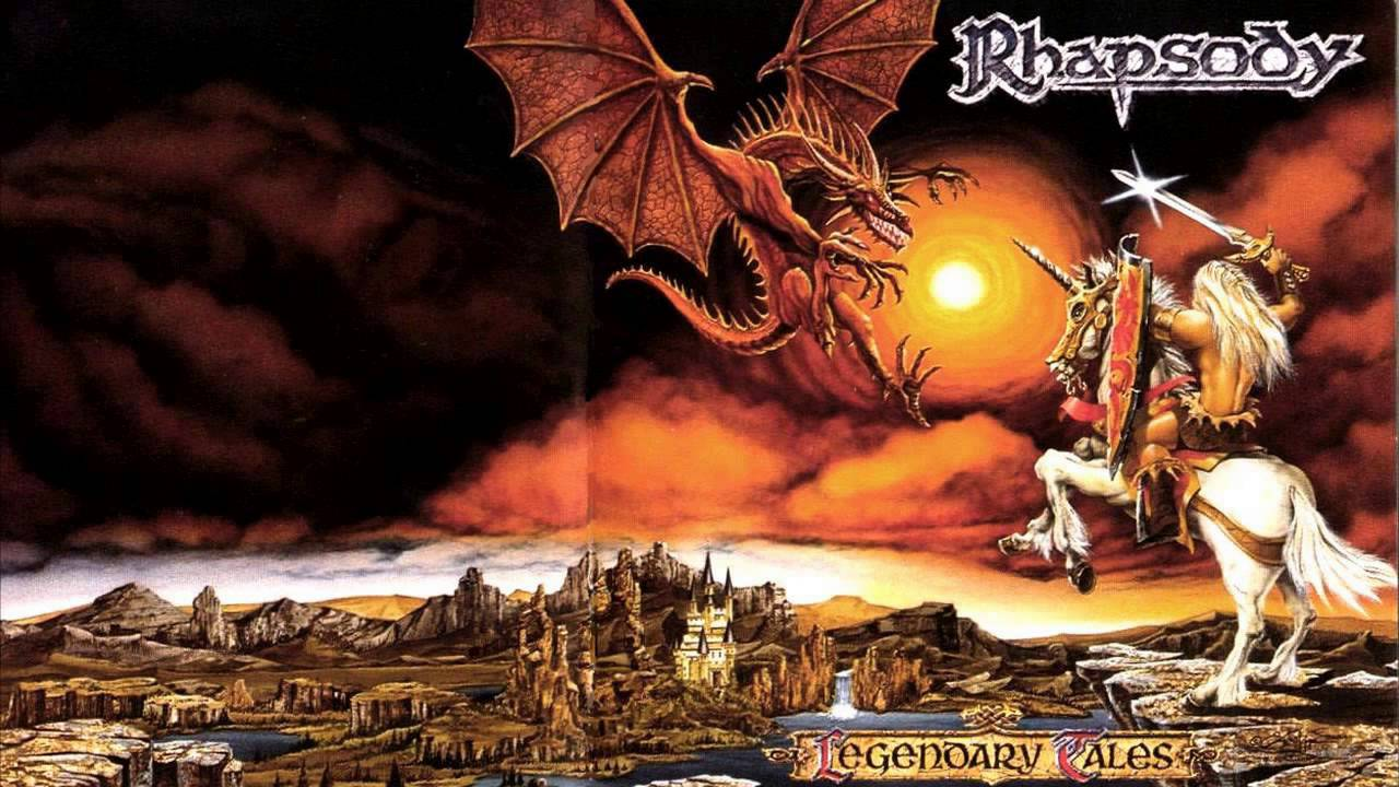 Resultado de imagen para rhapsody of fire legendary tales