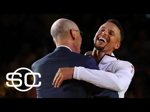 Steph Curry worthy inclusion for top-50 NBA players list? | SportsCenter | ESPN