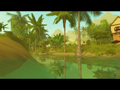 Tidal Tribe - Launch Trailer (God Game about Terraforming, Water and Farming)