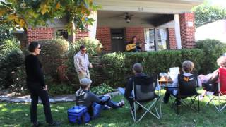 Bulldog Skin (by Guided By Voices) Live at Oakhurst Porchfest 2015