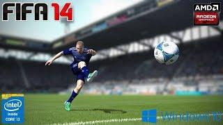 FIFA 14 || Amd Radeon R5 M430 2GB || Intel Core i3 5005U || 4GB Ram