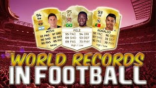 World Records In Football