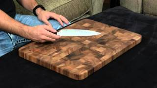 Wusthof Classic 8 Inch Carving Knife — Review and Information.