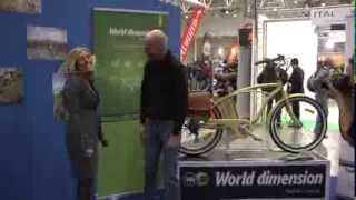 Bici Live Expo 2014 - Lo stand: World Dimension
