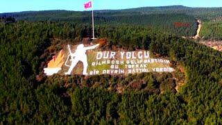 Deniz Kuvvetleri personelinden Çanakkale Türküsü