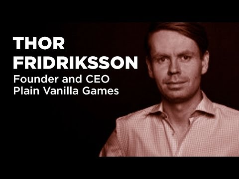 QuizUp's Thor Fridriksson on his addictive app