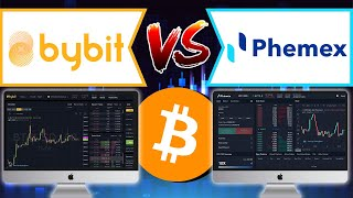 BYBIT vs PHEMEX  - WHICH IS THE BEST BITCOIN LEVERAGE TRADING EXCHANGE?? [DETAILED REVIEW]