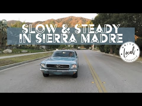 Slow And Steady In Sierra Madre