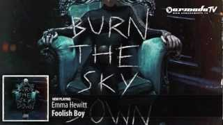 Emma Hewitt - Foolish Boy (Burn The Sky Down album preview)
