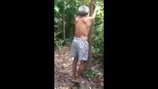 Download Video Wow . . . Hot di Kebun . . . Hebatnya Bapak Tua//Kakek Hot MP3 3GP MP4