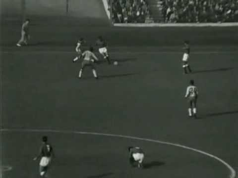 World Cup 1962 Brazil vs Chile FULL GAME part 1