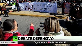 Experta analiza la iniciativa de crear la Guardia Nacional en México