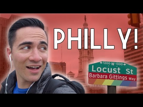 Falling In Love W/ Philly + GAY STUFF! \\ Excursion Vlog (3/4)