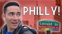 Falling in Love w/ Philly + GAY STUFF! \ Excursion Vlog (3/4)