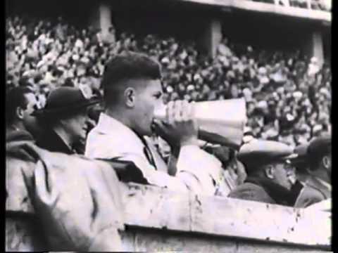 Jesse Owens Returns to Berlin Olympics 1936