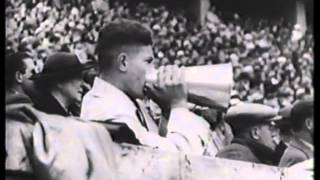 Jesse Owens Returns to Berlin Olympics 1936