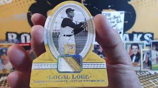 Sunday eBay 16 Pantheon Baseball 4 Box Case Break 8.19.18