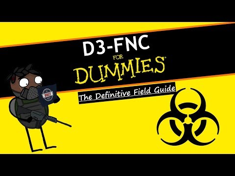 "THE DIVISION | D3-FNC for Dummies - ""The Definitive Field Guide!"""