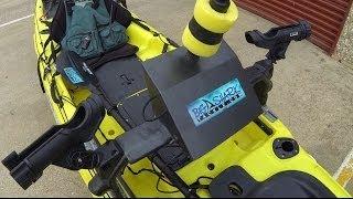 Custom BTB Kayak Setup with Lights/Sonar/GPS/Live Well
