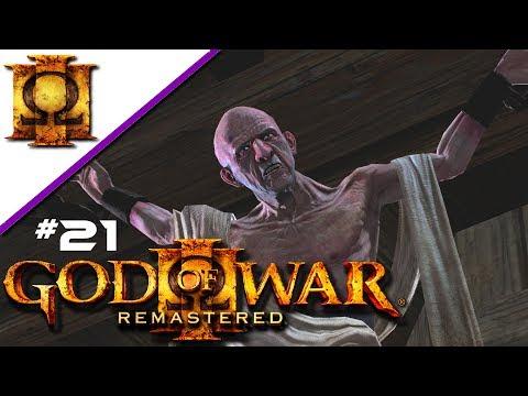 GOD OF WAR 3 Remastered PS4 Pro #21 - Dädalus Labyrinth - Let's Play God Of War Deutsch