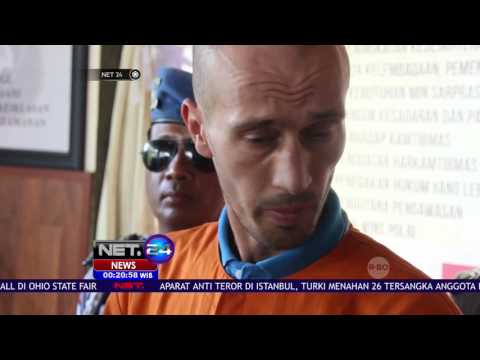 WNA Asal Algeria Mencuri Tas Wisatawan - NET24