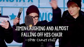 Download jimin being clumsy