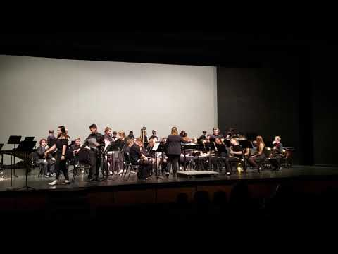 Cudahy High School band's Spring Concert 05.16.19