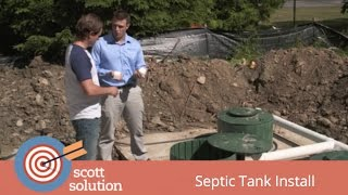 Scott Solution - Installing a Septic Tank with Waterloo Biofilter(, 2017-02-28T16:14:13.000Z)