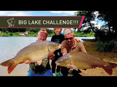 The Big Lake Challenge - Steve Briggs