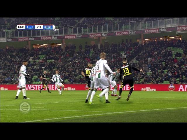 Samenvatting FC Groningen - Vitesse