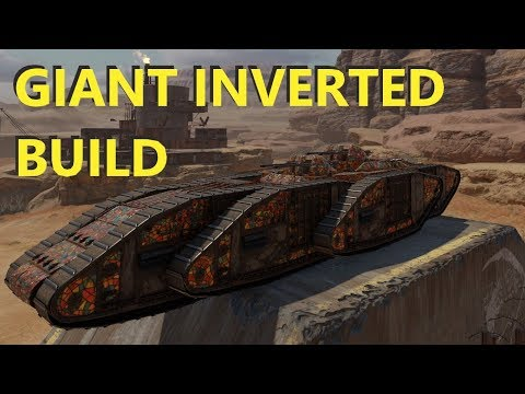 Crossout - How to armor the Bastion the FAT way