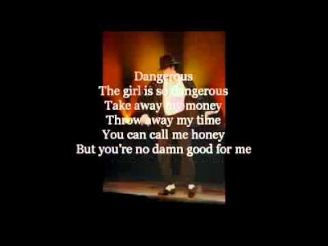 Michael Jackson - Dangerous Instrumental