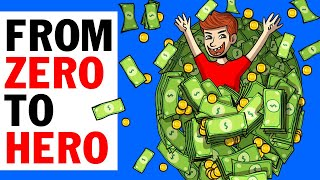 I Will Make my Entrepreneur Dreams a Reality from Zero   my story animated   short stories