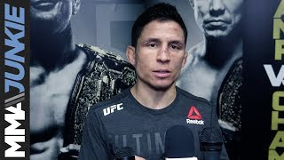 UFC Brooklyn: Joseph Benavidez full post-fight interview