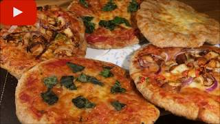 Air Fried Pizza - How to make pizza in a air fryer